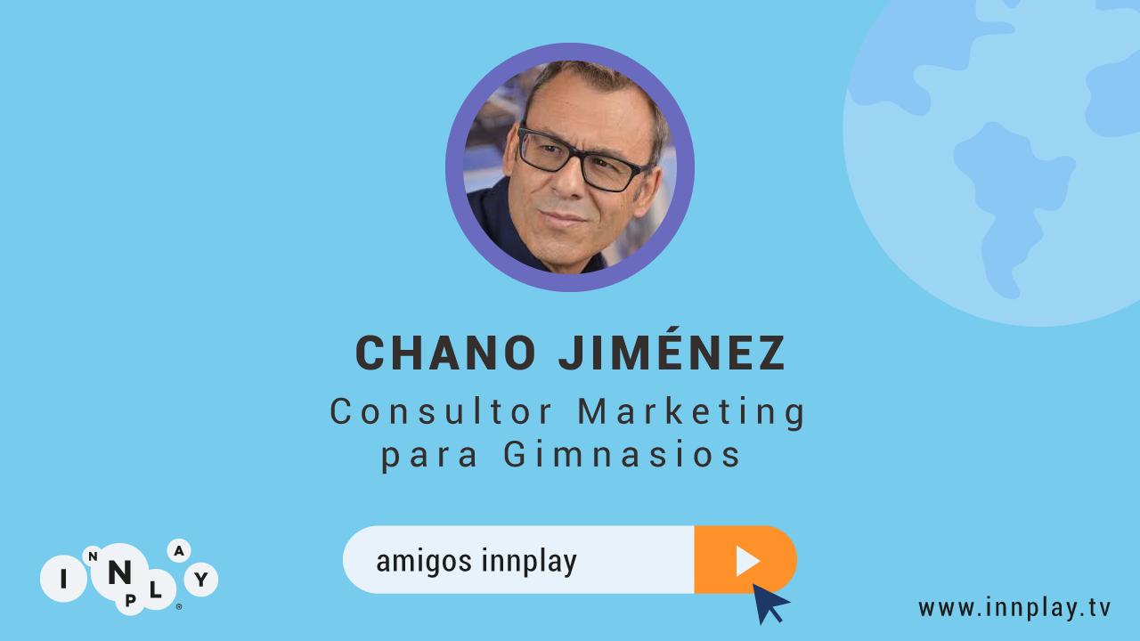 Tenemos que ser realistas con el mundo digital con Chano Jiménez